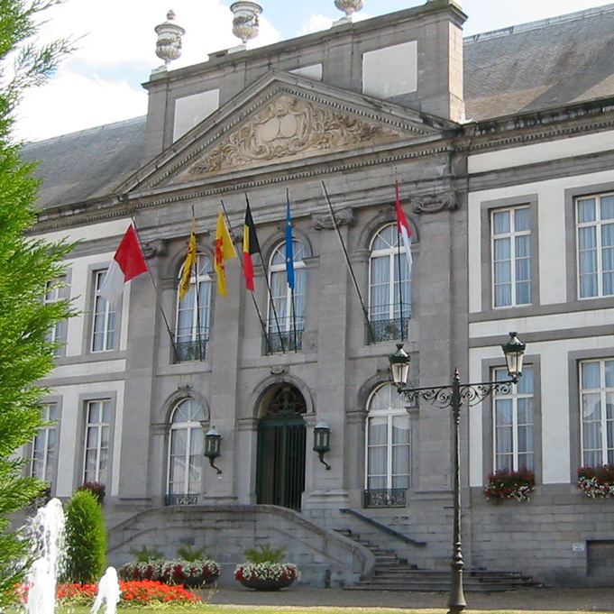 Hôtel de ville - entrée